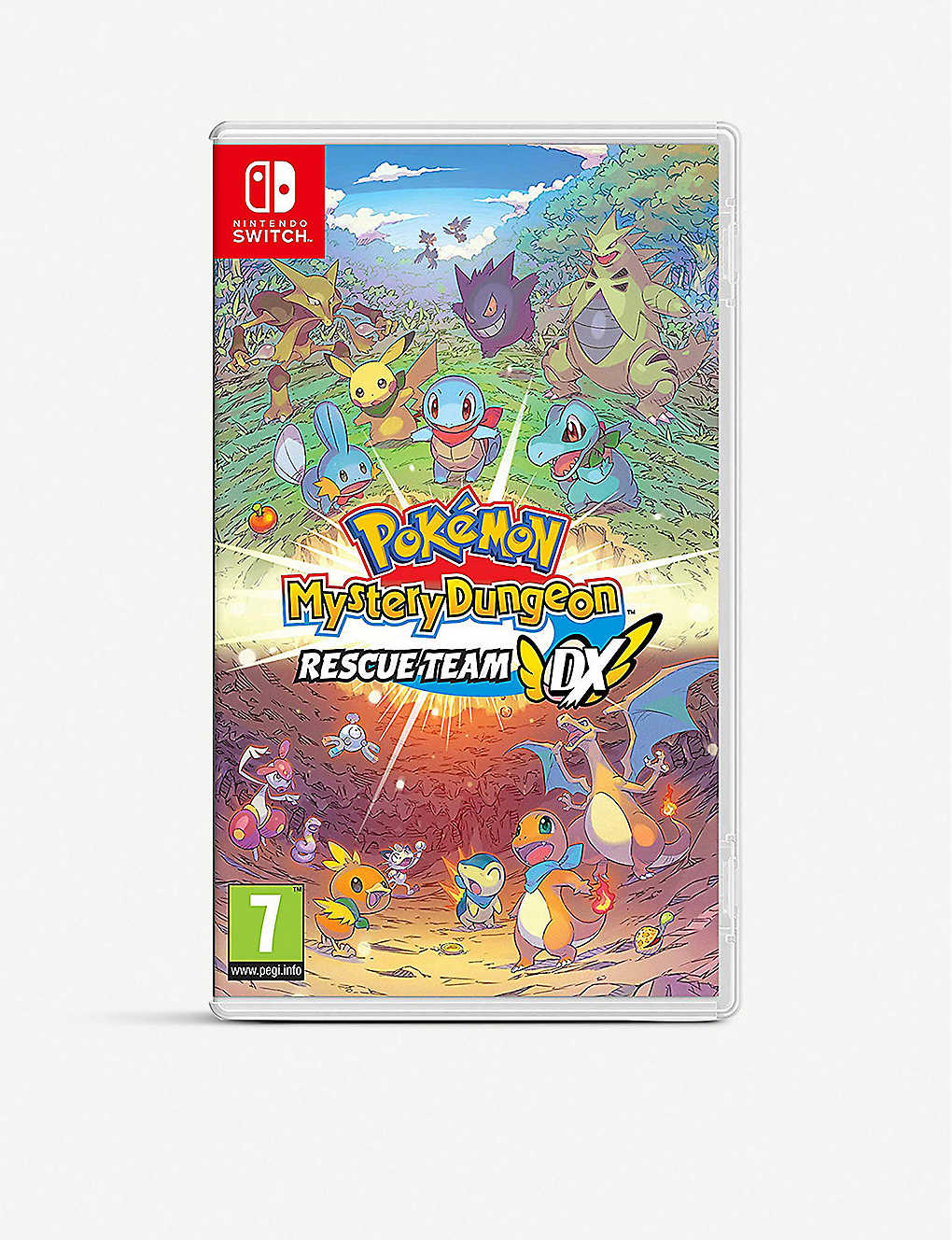 NINTENDO: Pokemon Mystery Dungeon Switch