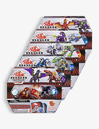 POCKET MONEY:Bakugan Battle Gear 多件套装