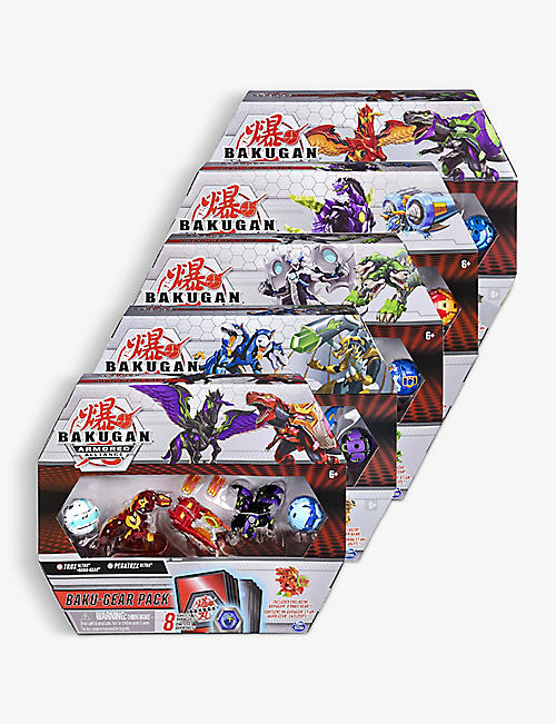 POCKET MONEY: Bakugan Battle Gear assorted set