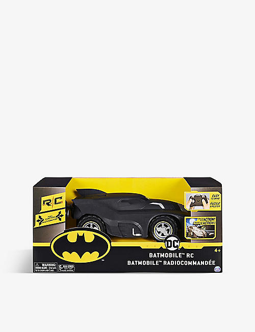 BATMAN: Remote-control Batmobile