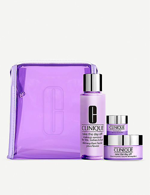 CLINIQUE: Take The Day Off™ set