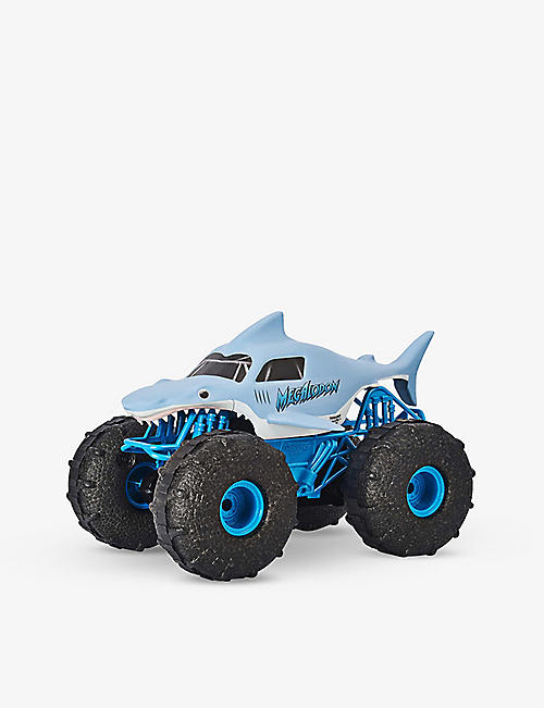 MONSTER JAM: Megalodon Storm Thrasher 1:15 play set