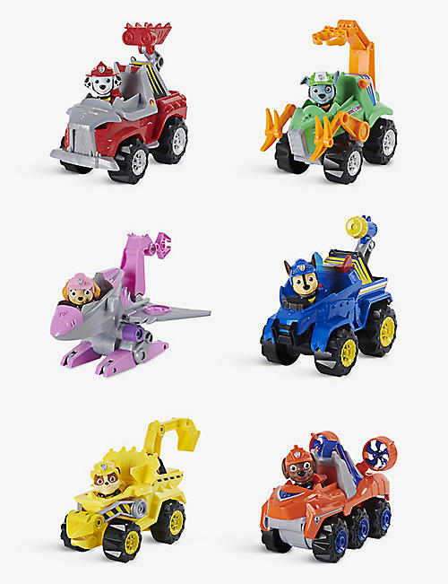 PAW PATROL: Dino Rescue deluxe vehicle assorted figure