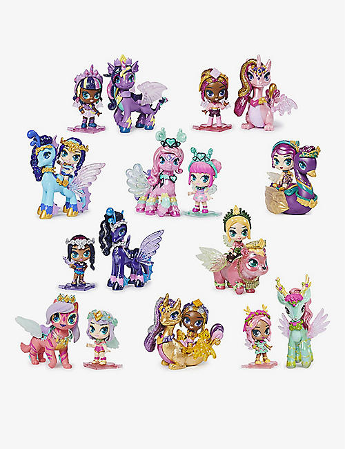 HATCHIMALS: The Hatchimals CollEGGtibles Pixie Royal Riders assorted figures