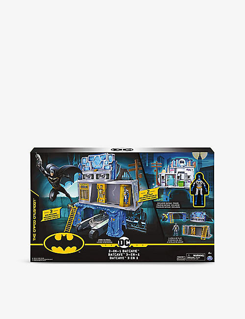 BATMAN: Batcave playset