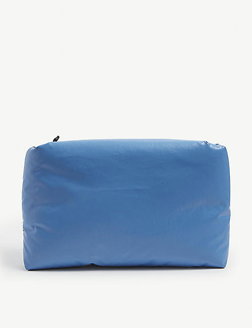 KASSL EDITIONS: Padded nylon clutch