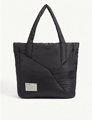 A-COLD-WALL: Logo-embroidered nylon tote