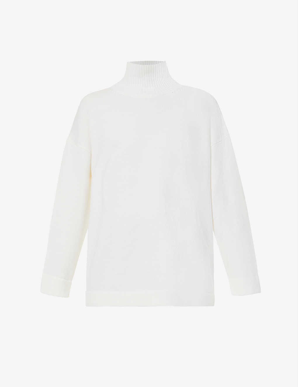 MAX MARA: Lancia turtleneck wool jumper