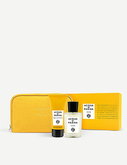 ACQUA DI PARMA: Colonia gift set