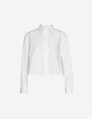 PORTS 1961: Relaxed-fit cotton shirt