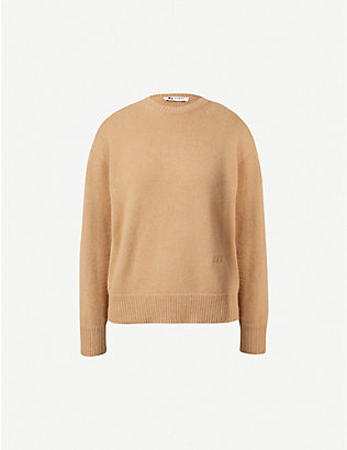 PORTS 1961: Relaxed-fit wool-blend jumper