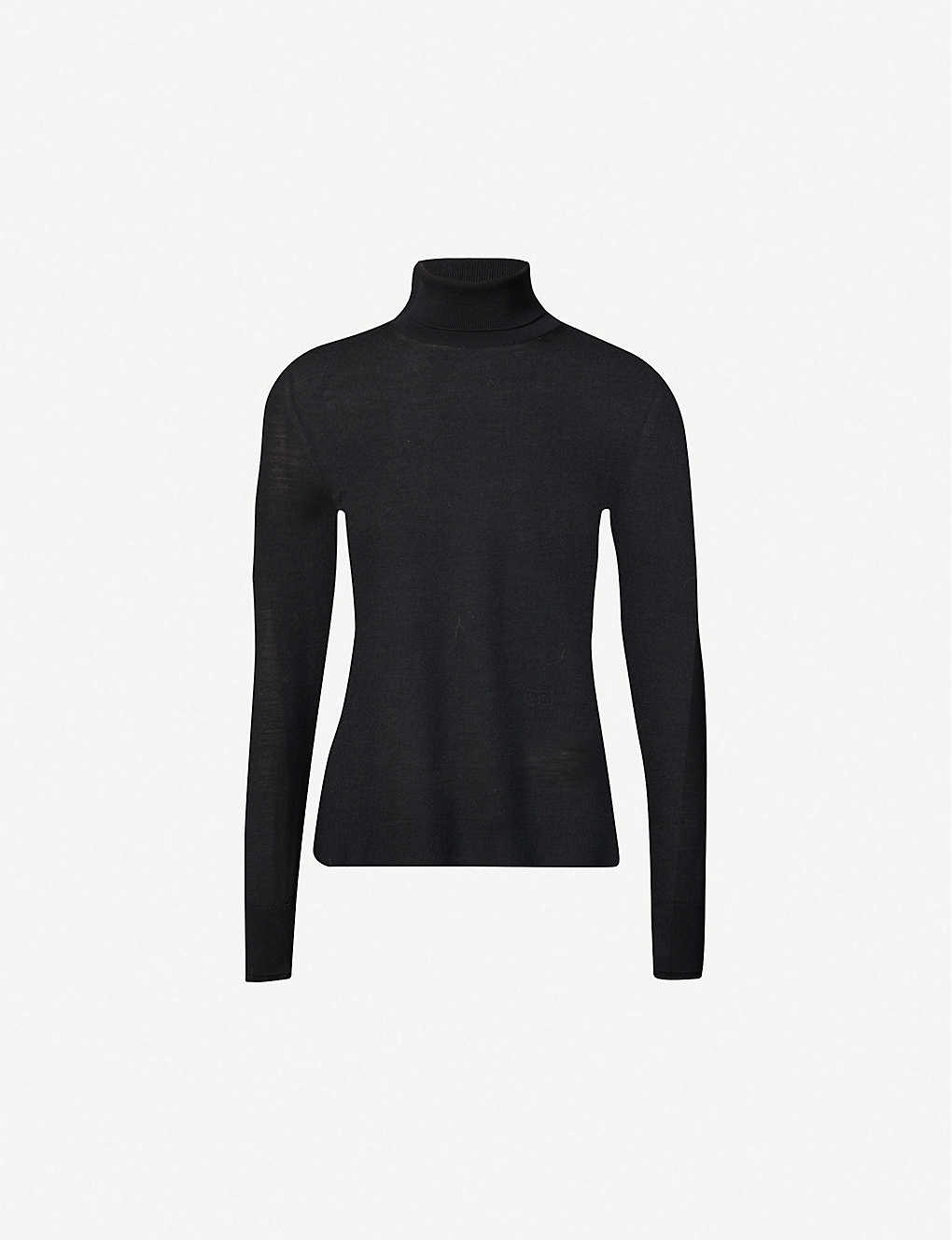 PORTS 1961: Turtleneck wool jumper