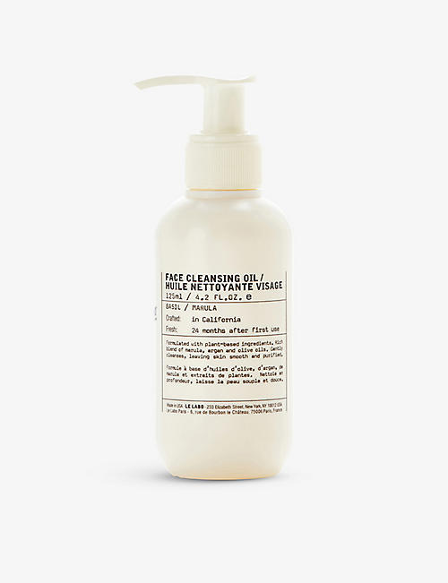LE LABO: Basil face cleansing oil 125ml