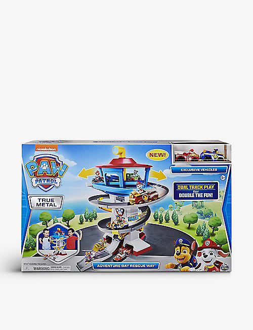 PAW PATROL:True Metal Adventure Bay 急救玩具套装
