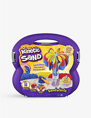 KINETIC SAND: Sandwhirlz Playset