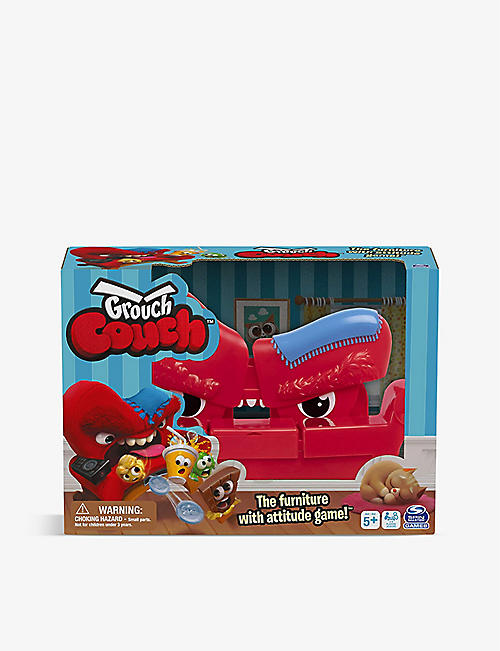 BOARD GAMES: Grouch Crouch board game