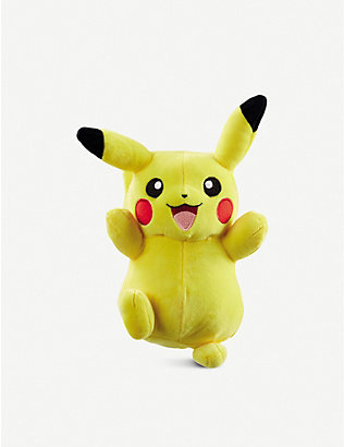 POKEMON: Pikachu soft plush toy 20cm 3 years +
