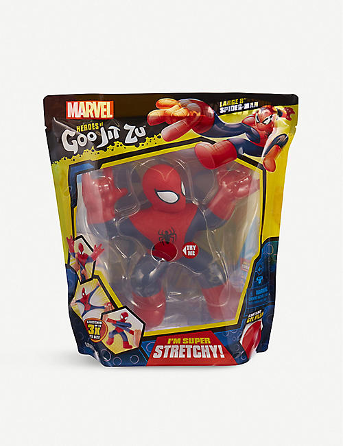 POCKET MONEY: Heroes of Goo Jit Zu: Marvel Supagoo Spider-Man figure