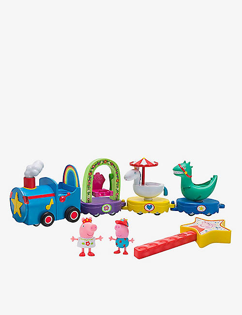 PEPPA PIG: Peppa's Magical Parade Train set