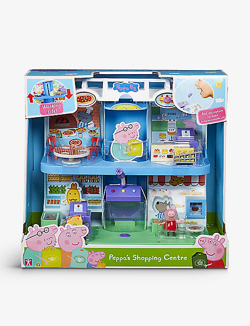PEPPA PIG: Shopping Centre activity set
