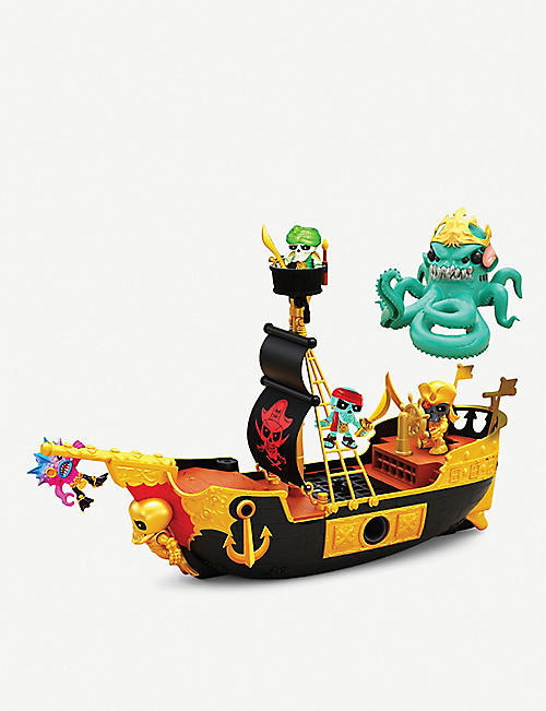 POCKET MONEY: Treasure X Sunken Shipwreck set
