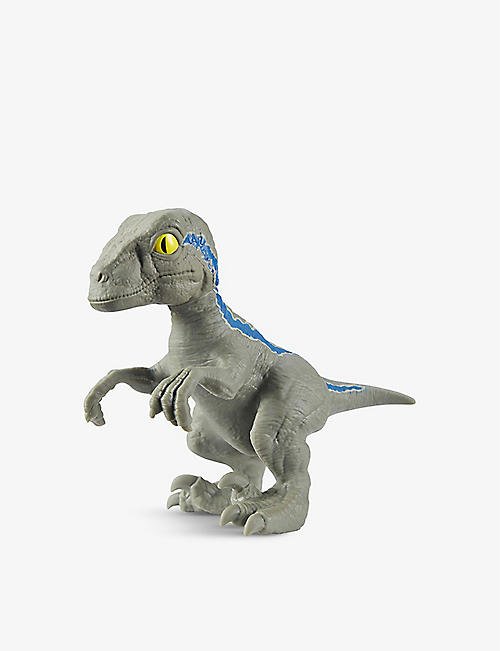 POCKET MONEY: Jurassic World Stretch Blue figure