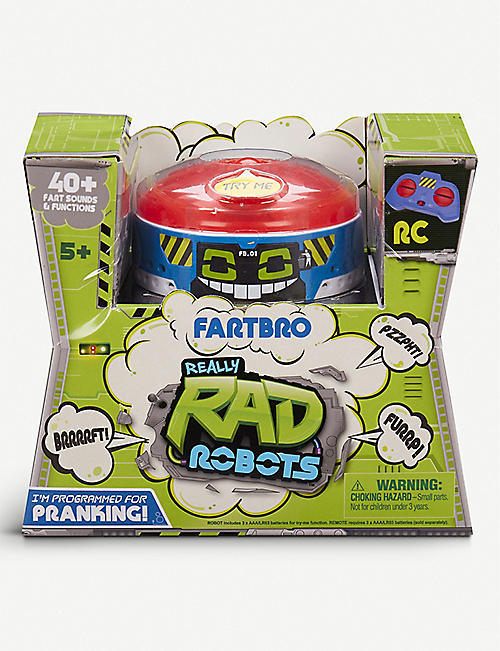 ROBOTS: Really Rad Robots interactive game