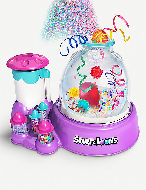CRAFT: Stuff-A-Loons interactive stuffed balloon station
