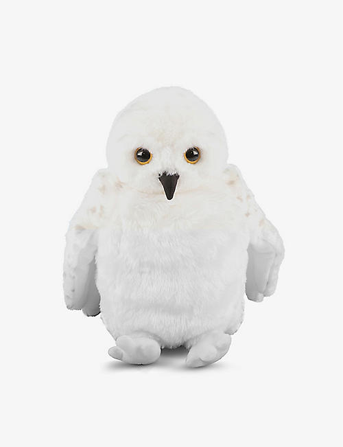 WIZARDING WORLD: Harry Potter Hedwig interactive soft toy 29cm
