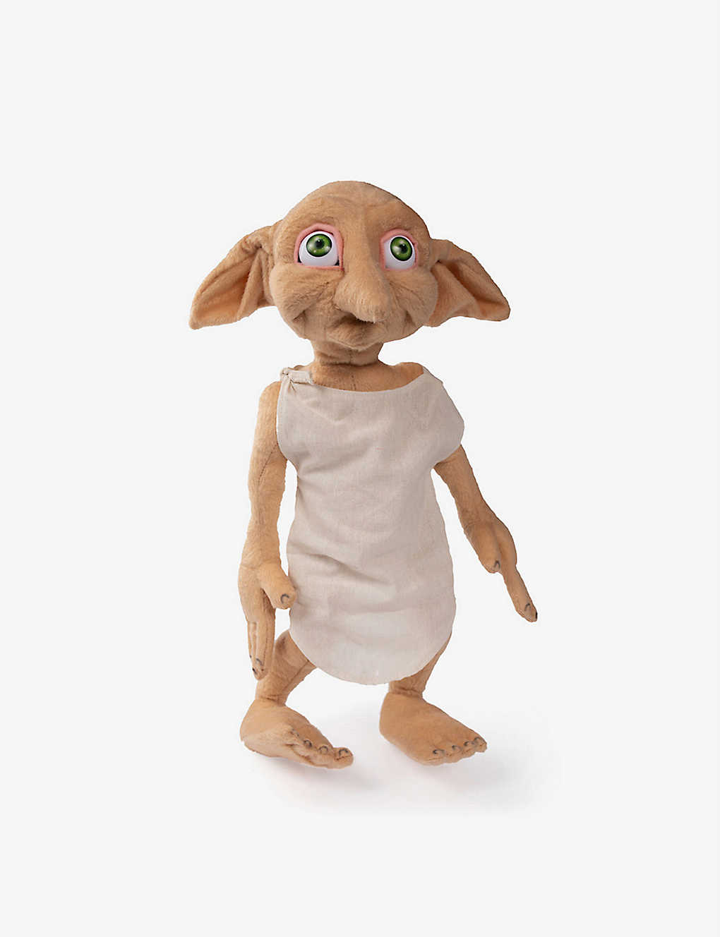 WIZARDING WORLD: Harry Potter Dobby the Elf interactive soft toy 40cm
