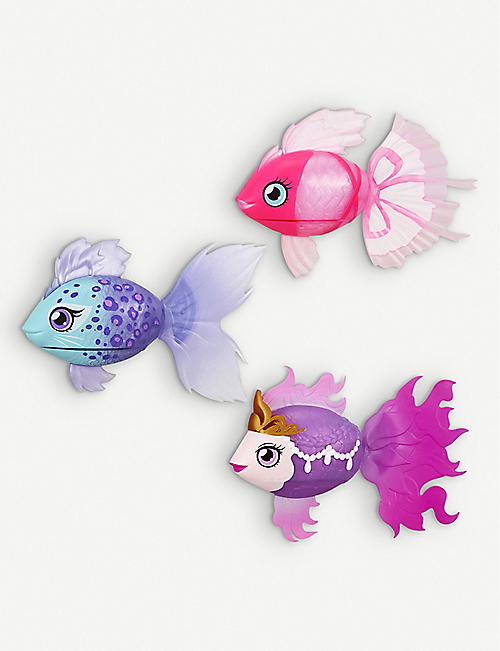 LITTLE LIVE PETS: Lil Dippers plastic fish assorted toys