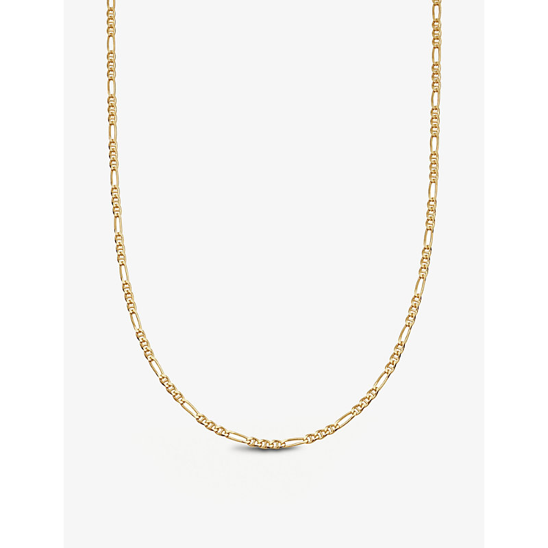 Missoma FILIA 18CT GOLD-PLATED VERMEIL SILVER NECKLACE
