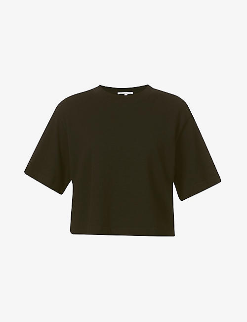 COTTON CITIZEN: Tokyo boxy-fit cotton-jersey T-shirt