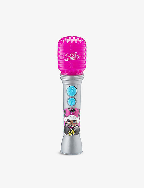 L.O.L. SURPRISE: Remix sing-along microphone
