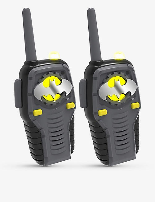 BATMAN: Batman Walkie Talkies