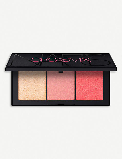 NARS: Orgasm X cheek palette 9.9g