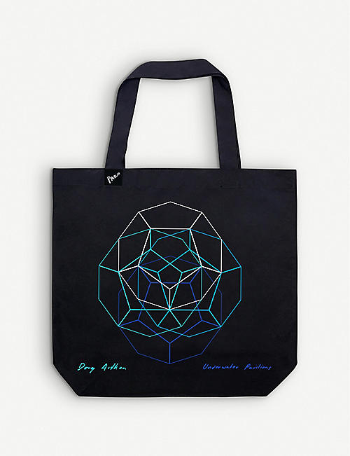PARLEY FOR THE OCEANS: Parley X Doug Aitken Ocean Ocean Plastic® tote bag