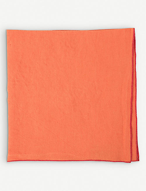 THE CONRAN SHOP: Linen napkin 47cm