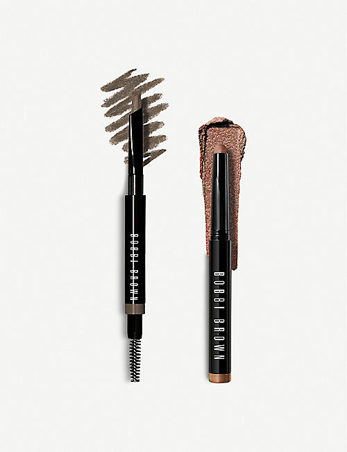BOBBI BROWN: Define Your Eyes Blonde set