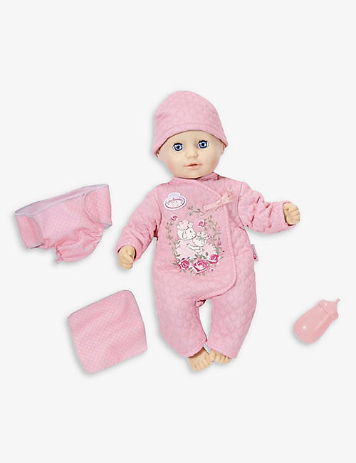 BABY ANNABELL: My First Baby play set