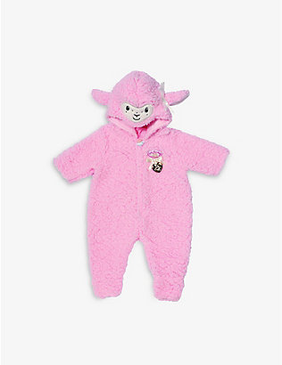 BABY ANNABELL: Deluxe Sheep Onesie 43cm