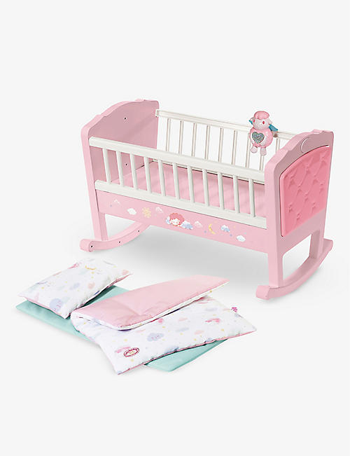 BABY ANNABELL: Sweet Dreams crib set