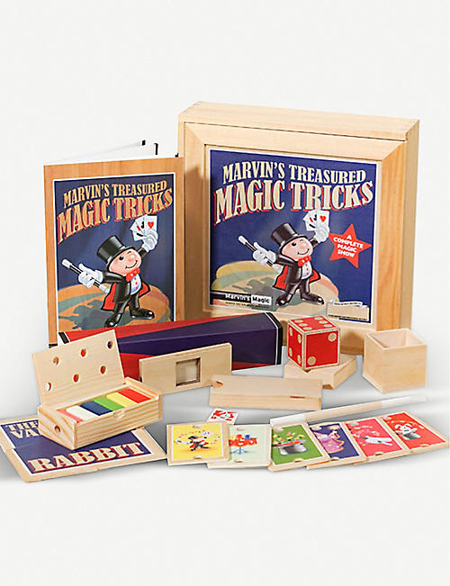 MARVINS MAGIC: Marvin's Treasured Magic Tricks set