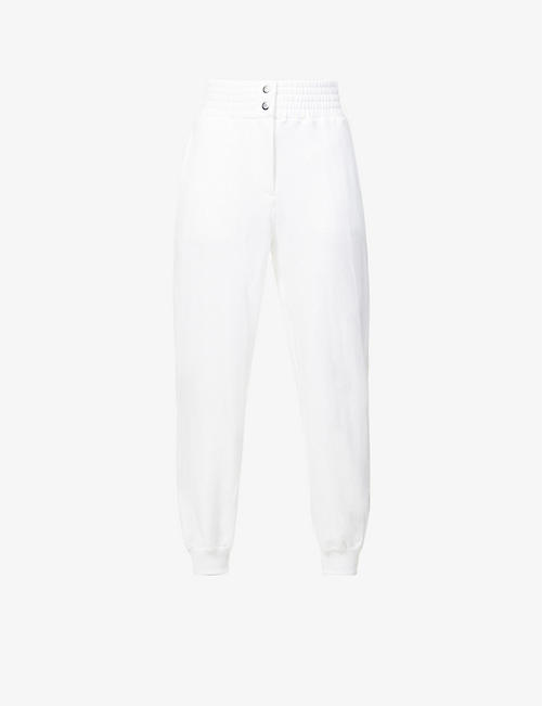 THE RANGE: Element French Terry stretch-cotton jogging bottoms