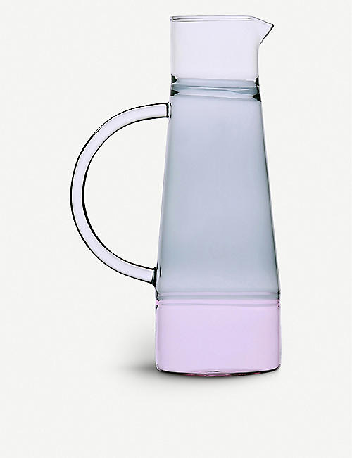 ICHENDORF: Caipirinha High glass jug 28cm