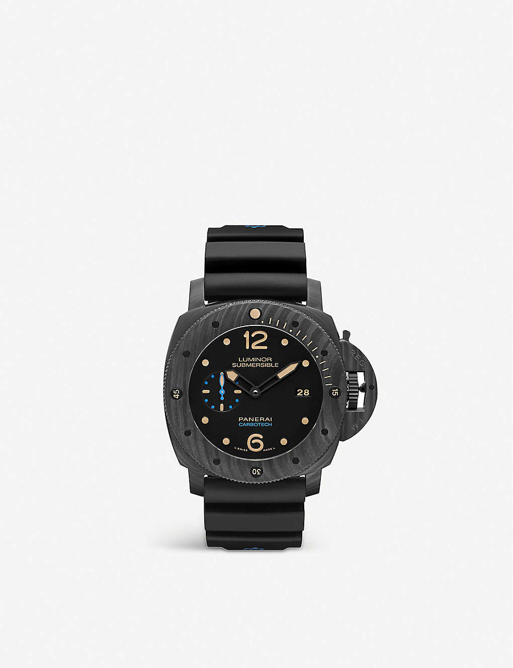 PANERAI: PAM00616 Sumbersible Carbotech™ automatic watch