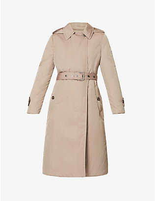 BRUNELLO CUCINELLI: Padded shell coat