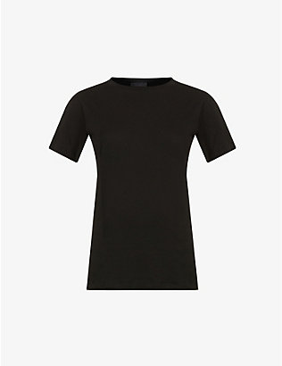 WARDROBE.NYC: Relaxed-fit cotton-jersey T-shirt