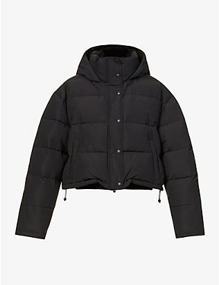 WARDROBE.NYC: Padded cotton-blend puffer jacket