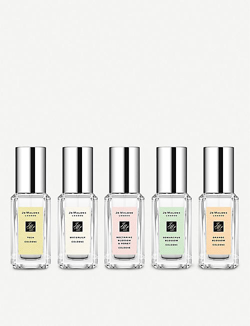 JO MALONE LONDON: Spring Scents cologne collection 5 x 9ml
